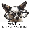 Ask the QuickBooksGal
